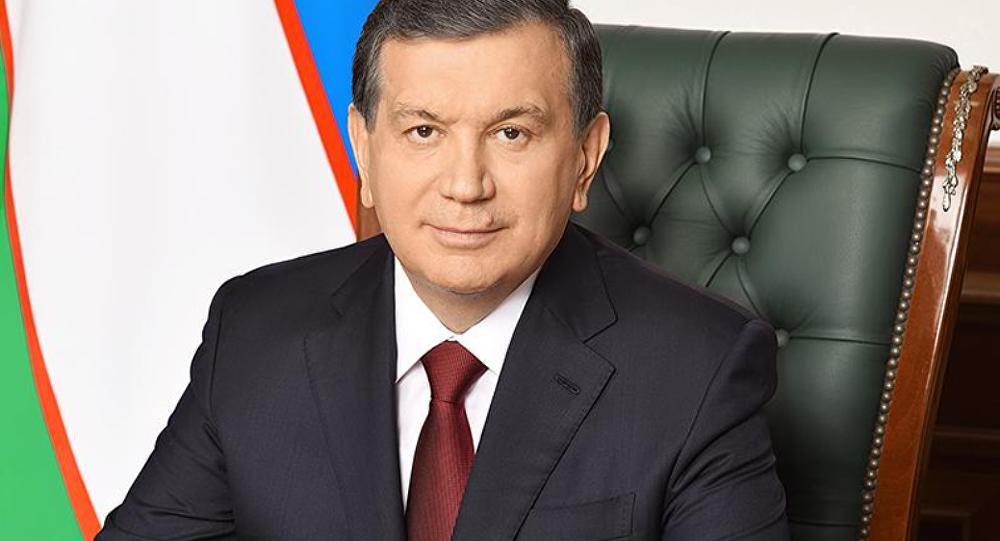 MIRZIYOYEV HAQIDA
